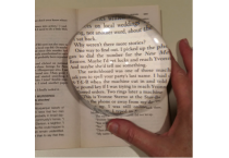 Domed Magnifiers