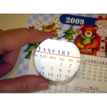 Crystal View Magnifier 2.0 Inch